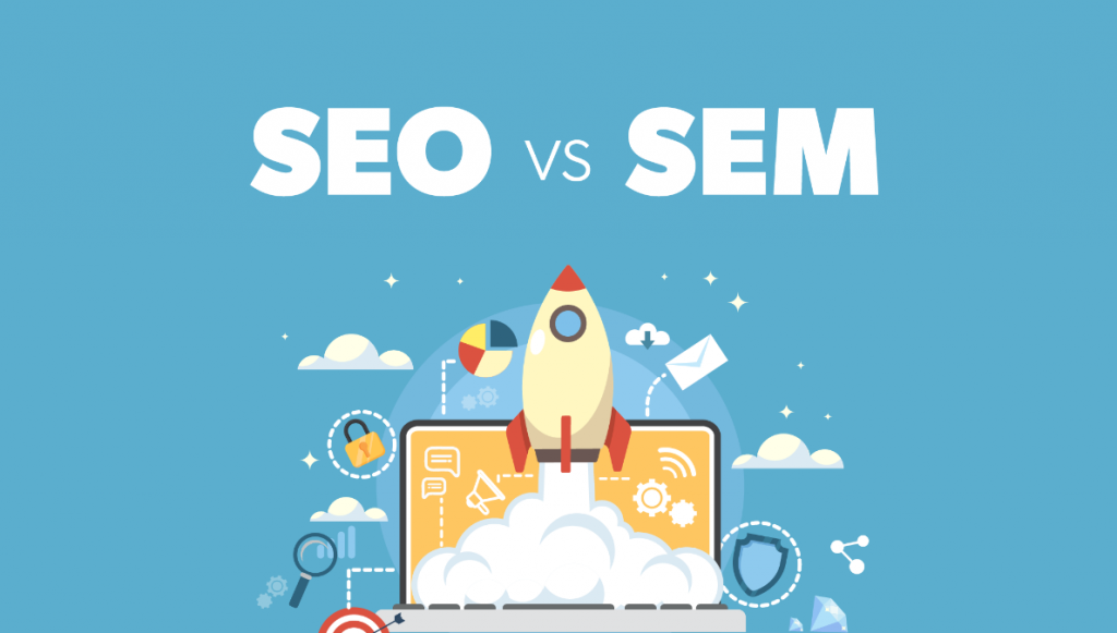 SEO vs SEM - Which is more effective