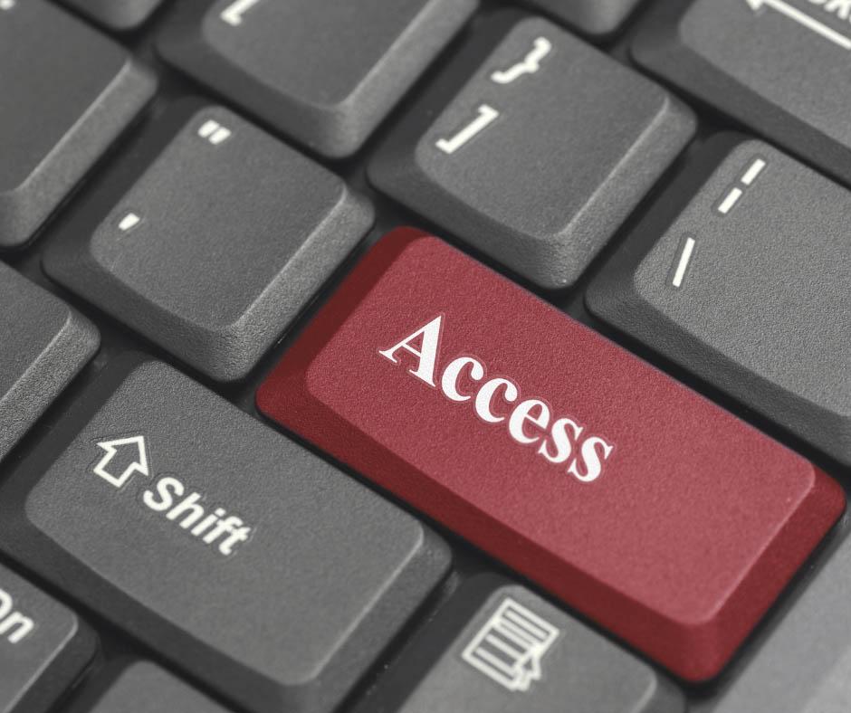 request facebook ad account access