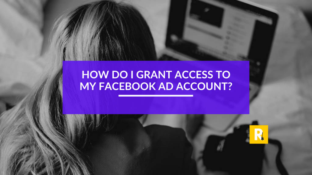 facebook ad account access