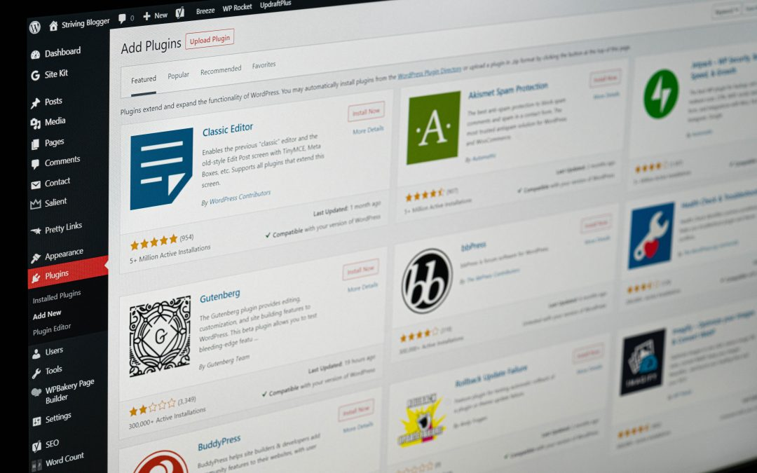 How to Make a One-Page WordPress Site
