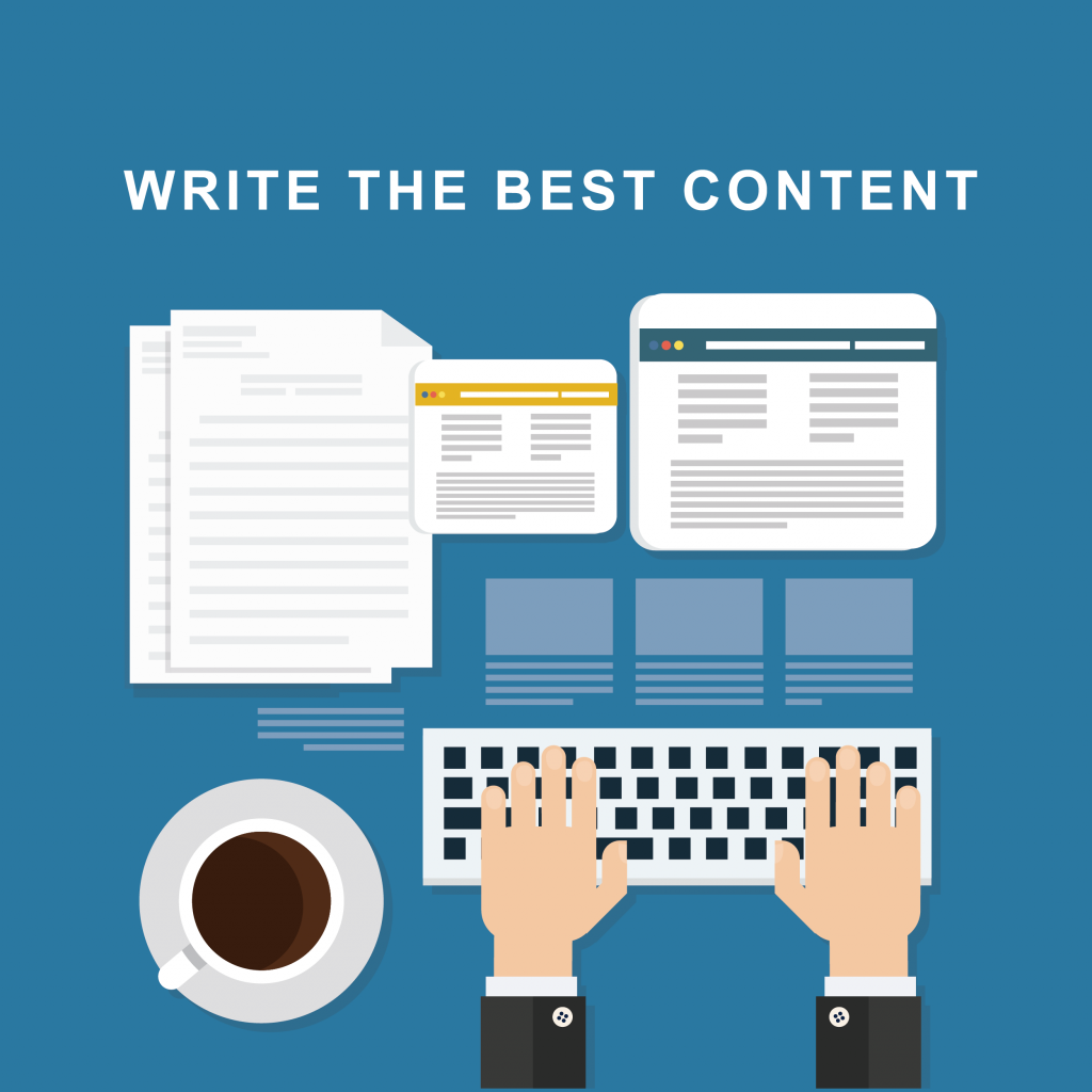 Write the best content piece on the topic