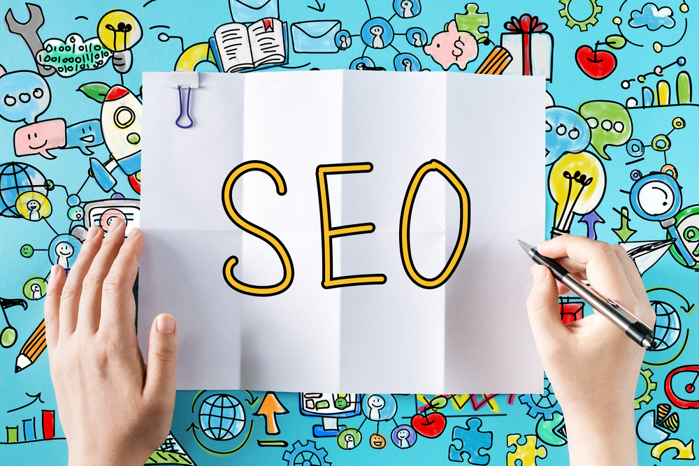 SEO for Dummies Guide Cover