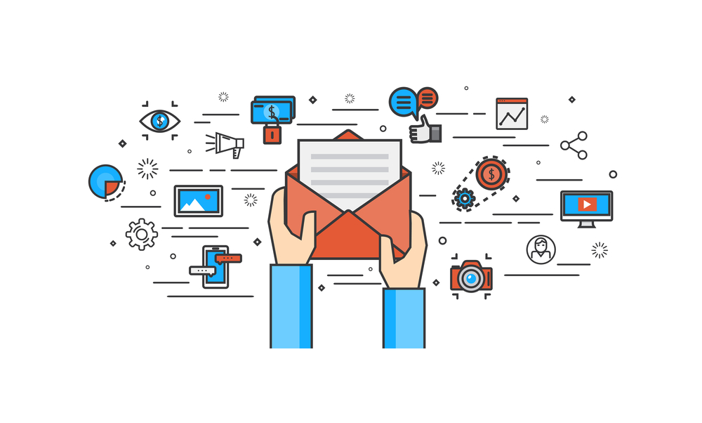 Standing Out is Hard in email marketing