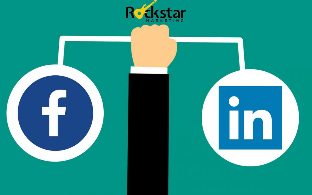 Linkedin ads vs Facebook ads