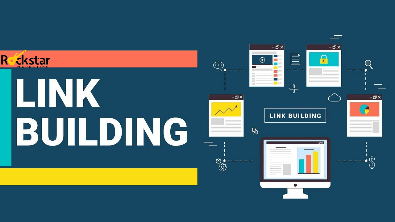 what is link building in seo