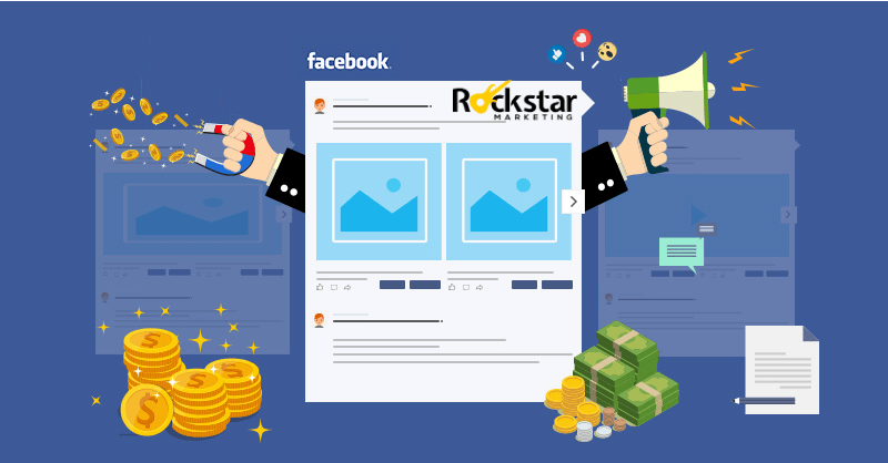 types of facebook ads