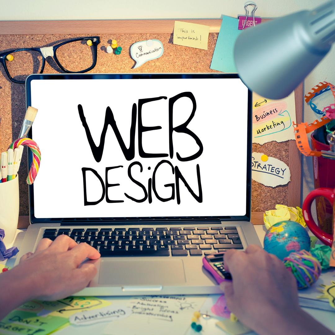 Rockstar Marketing website design services