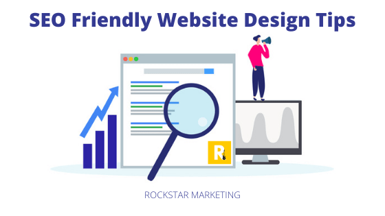 seo friendly website design tips